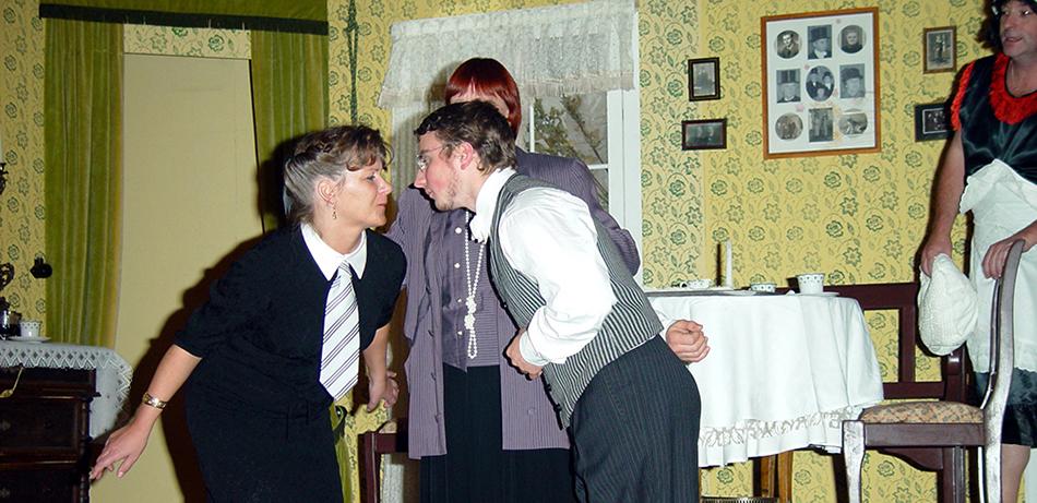 Der Bräutigam meiner Frau - 2003