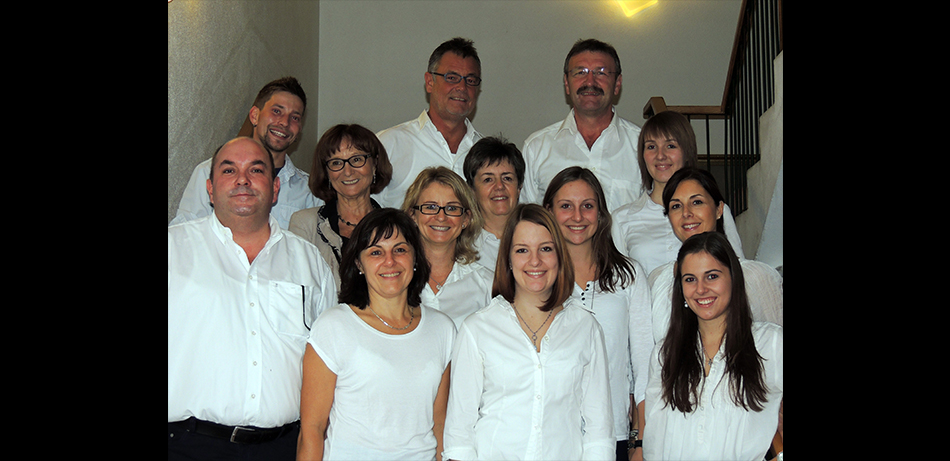 Unser Foyer-Team